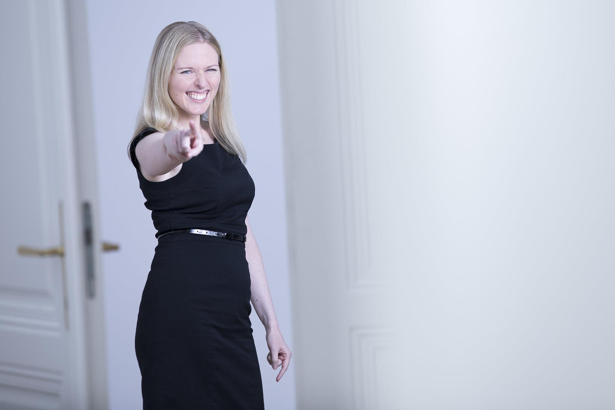 Julia Pountney Expertin Mitarbeiterbefragung Datenschutz