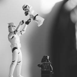 Lego von Star Wars