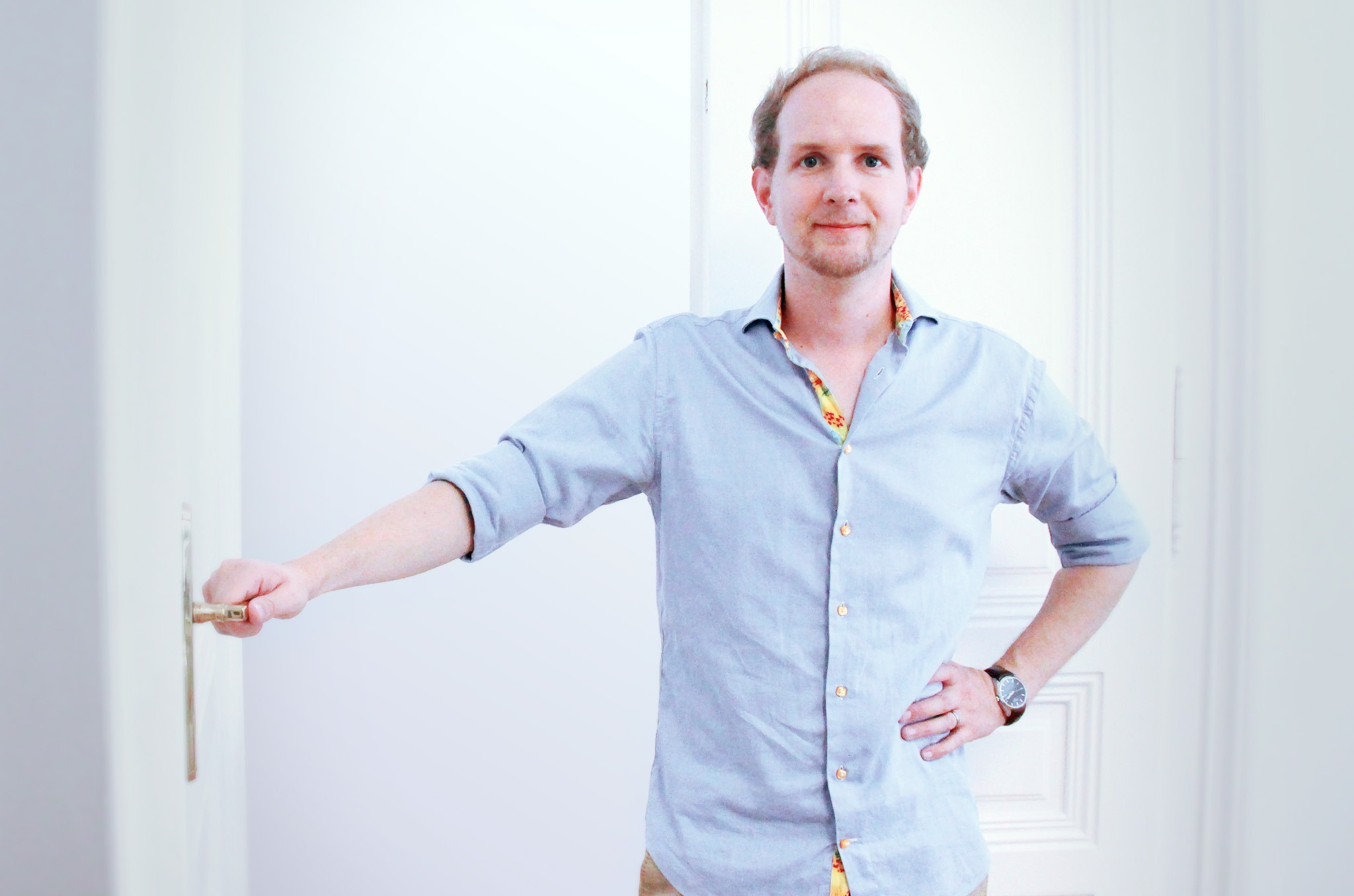 Matthias Huber Mitarbeiterbefragung Daten Management