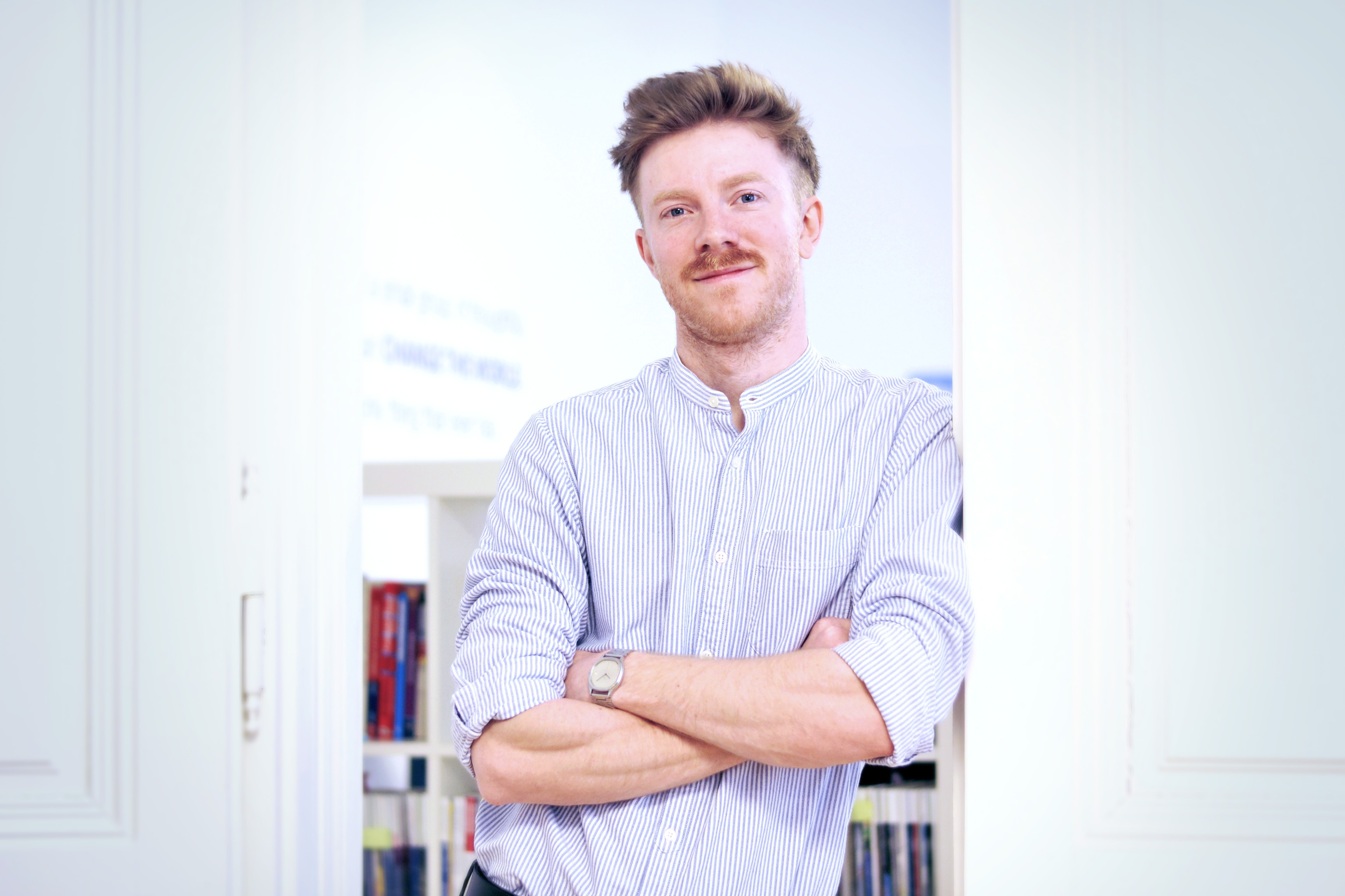 Martin Supnig Student Psychologie