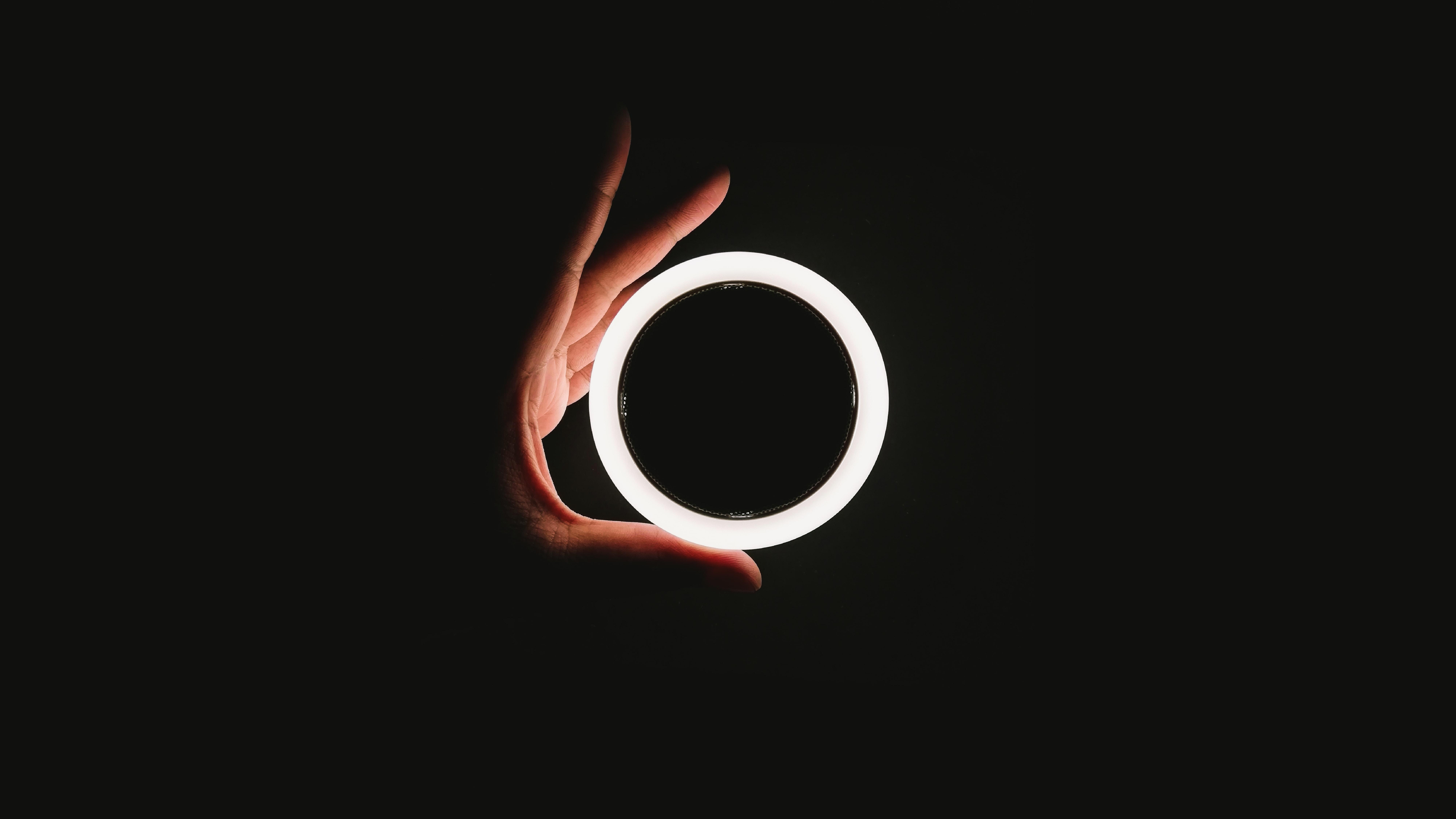 Rundes Licht